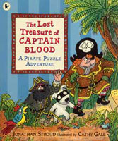 THE LOST TREASURE OF CAPTAIN BLOOD