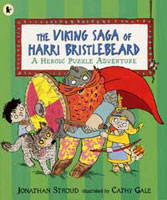 THE VIKING SAGA OF  HARRI BRISTLEBEARD