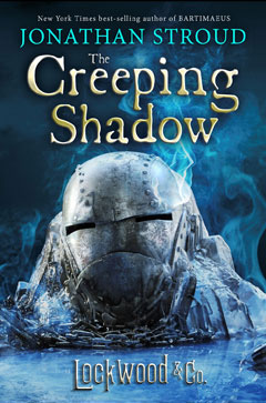 The Creeping Shadow – US cover